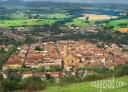 Bastide de Montesquieu-Volvestre en Haute-Garonne